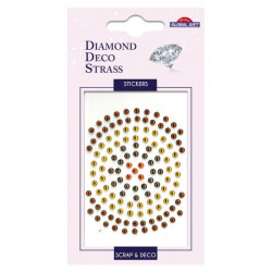 DIAMOND DECO STRASS STICKERS