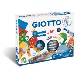 Σετ δημιουργίας Giotto Art Lab Funny Collage