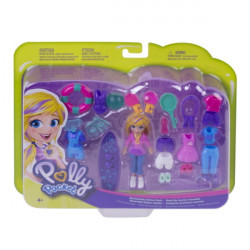 POLLY POCKET - AWESOMELY ACTIVE PACK