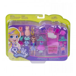POLLY POCKET - FIERCELY FAB STUDIO PACK