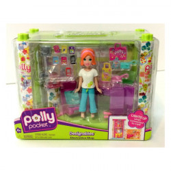 POLLY POCKET - ELECTRONICS SHOP