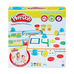 Play-Doh B3406 ΑΡΙΘΜΟΙ ΚΑΙ ΜΕΤΡΗΜΑ