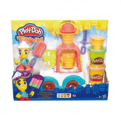 Play-Doh B3417 Town Ice CreamTruck