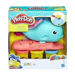 Play-Doh E0100 Wavy the Whale