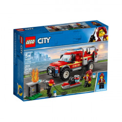 LEGO CITY 60231 Fire Chief Resonse Truck