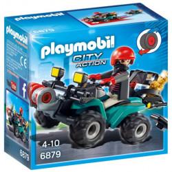 6879 Playmobil Ληστής με γουρούνα και κλοπιμαία