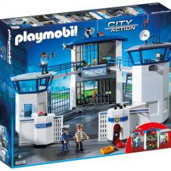 6919 Playmobil Αρχηγείο Αστυνομίας και φυλακή ασφαλείας