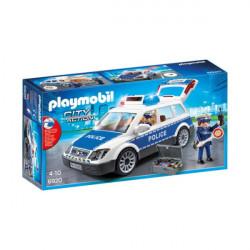 6920 Playmobil Περιπολικό όχημα
