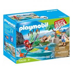 70035 Playmobil Σχολή Κανόε-Καγιάκ