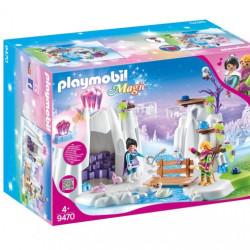 9470 Playmobil Κρυψώνα του Κρυστάλλινου Διαμαντιού