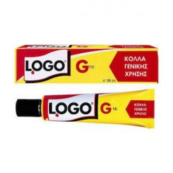 ΚΟΛΛΑ ΥΓΡΗ LOGO G 38cc
