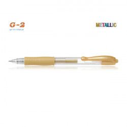 ΣΤΥΛΟ PILOT G2 0.7 METALLIC